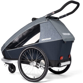 Croozer Kid Vaaya 1 Kinderanhänger graphite blue